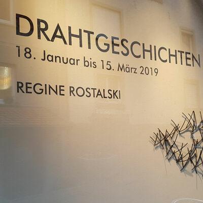 Meine letzte große Einzelausstellung in Markdorf.